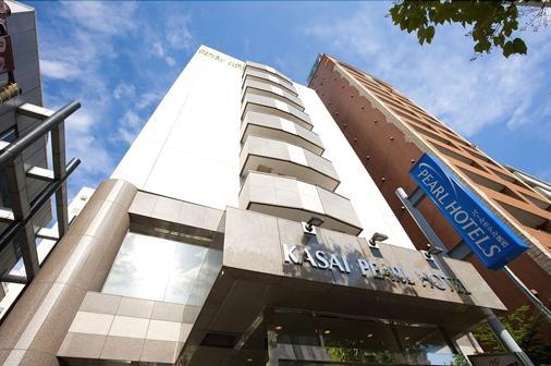 东京关西珍珠酒店 - 东京 - 建筑