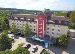 开姆尼茨公园琥珀酒店 - 开姆尼茨 - 建筑