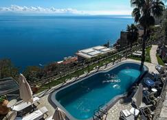 花园酒店 - 拉韦洛 - 游泳池