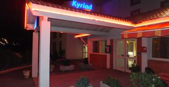 凯里亚德酒店-图卢兹-布拉南机场 - 布拉尼亚克