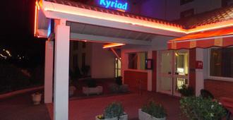 基里亚德图卢兹布拉南机场酒店 - 布拉尼亚克