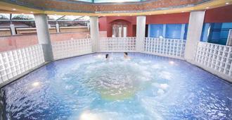 洛斯奥利沃斯Spa酒店 - 瓦哈卡 - 游泳池