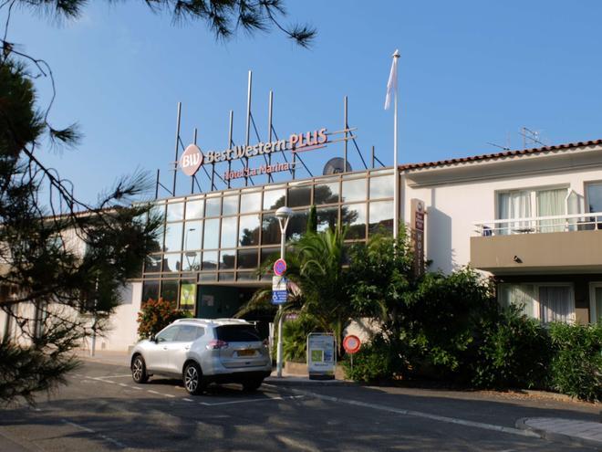 最佳西方Plus酒店-码头 - 圣拉斐尔 - 建筑