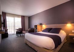 最佳西方Plus酒店-码头 - 圣拉斐尔 - 睡房