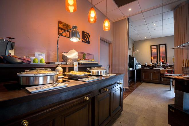 最佳西方Plus酒店-码头 - 圣拉斐尔 - 自助餐