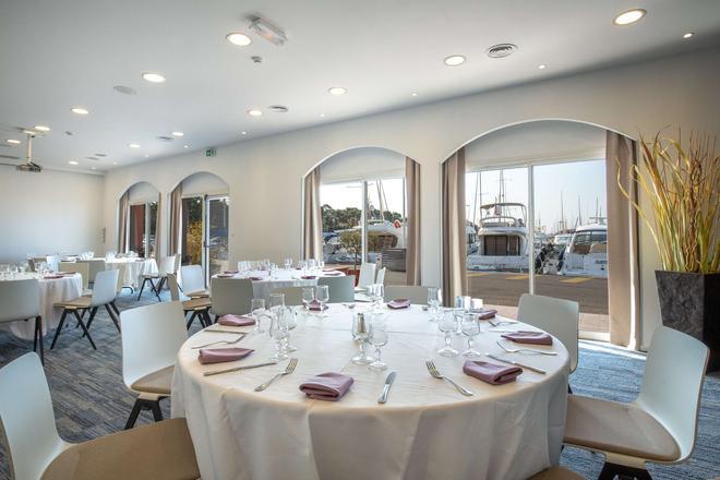 最佳西方Plus酒店-码头 - 圣拉斐尔 - 宴会厅