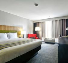 俄克拉荷马城机场卡尔森江山旅馆及套房酒店