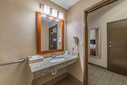 西普莱诺品质酒店 - 达拉斯 - 普莱诺 - 浴室