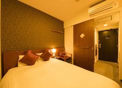和歌山多米高级酒店 - 和歌山 - 睡房