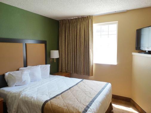 奥兰多-玛丽湖-格林伍德大道1040号-美国长住酒店 - 玛丽湖 - 睡房