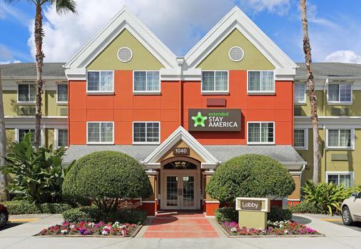 奥兰多-玛丽湖-格林伍德大道1040号-美国长住酒店 - 玛丽湖 - 建筑