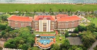 科伦坡泰萨穆德拉酒店 - 科伦坡 - 建筑