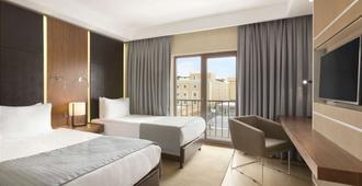 伊斯坦布尔弗罗里雅安卡温德姆华美达酒店 - 伊斯坦布尔 - 睡房