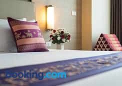 曼谷马斯酒店 - 曼谷 - 睡房