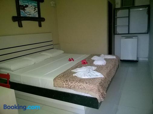 马拉约拉旅馆 - 南蒂包 - 睡房