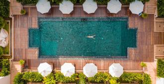 吴哥窟安纳塔拉水疗度假村 - 暹粒 - 游泳池