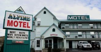 高山汽车旅馆 - 坎卢普斯 - 建筑