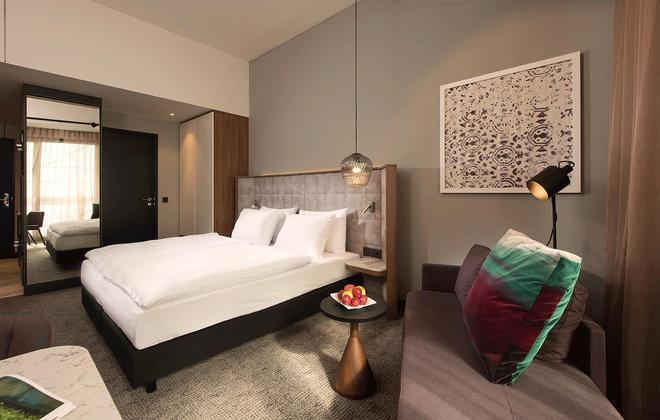 阿迪纳公寓酒店-纽伦堡 - 纽伦堡 - 睡房