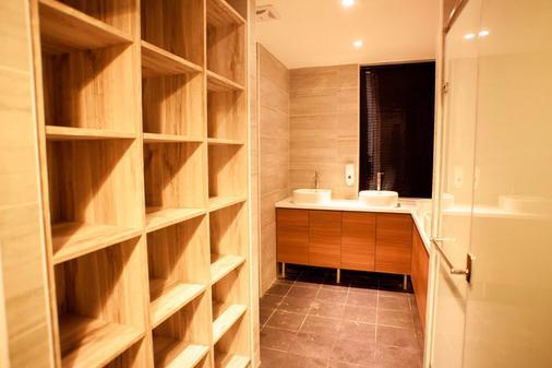 昌吉一号记忆旅店 - 台北 - 浴室