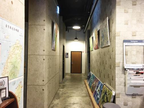 昌吉一号记忆旅店 - 台北 - 门厅