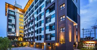 利物特酒店@卡萨特纳瓦明 - 曼谷 - 建筑