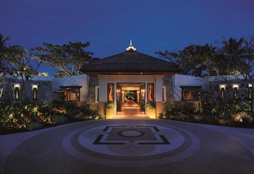 香格里拉丹绒亚路度假酒店及水疗中心 - 亚庇 - 建筑