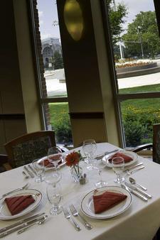 哥伦布布莱克威尔酒店及法尔会议中心 - 哥伦布 - 餐厅