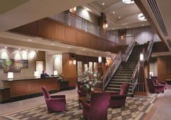 哥伦布布莱克威尔酒店及法尔会议中心 - 哥伦布 - 餐馆