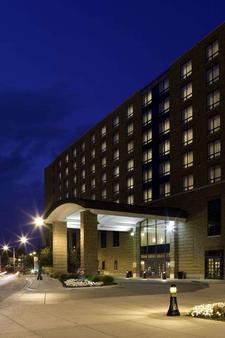 哥伦布布莱克威尔酒店及法尔会议中心 - 哥伦布 - 建筑