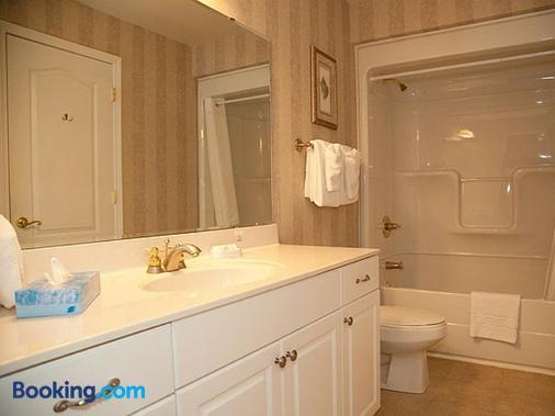法语区度假酒店 - 布兰森 - 浴室