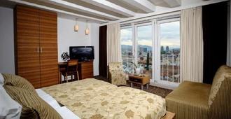 赫茨豪华酒店 - 萨拉热窝 - 睡房