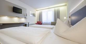 特劳伯兰德酒店 - 康斯坦茨 - 睡房