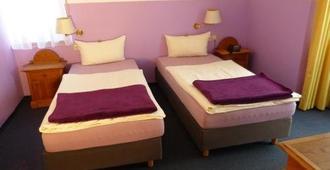 费瑞霍夫酒店 - 斯图加特 - 睡房
