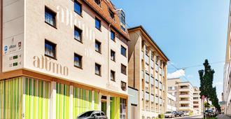 斯图加特阿迪莫酒店 - 斯图加特 - 建筑