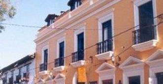 雷阿尔城历史中心酒店 - 圣克里斯托瓦尔-德拉斯卡萨斯 - 建筑