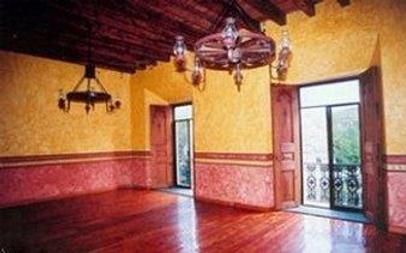 雷阿尔城历史中心酒店 - 圣克里斯托瓦尔-德拉斯卡萨斯 - 会议室