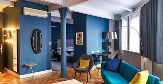 阿波得曼切斯特酒店 - 曼彻斯特 - 客厅