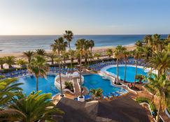 索尔兰萨罗特酒店 - 阿雷西费 - 游泳池