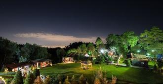 奥甘尼科精品酒店 - 墨西哥城 - 户外景观