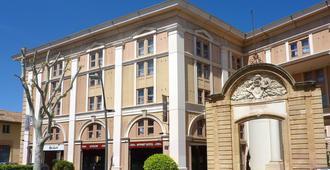 奥达莱斯阿特里厄姆公寓酒店 - 普罗旺斯艾克斯 - 建筑