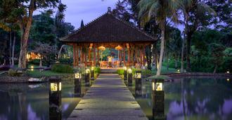 巴厘岛乌布塔娜伽嘉祺邸度假会所酒店 - 乌布 - 建筑
