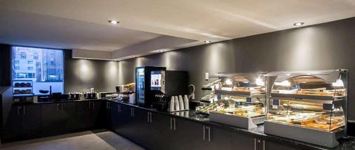 蒙特利尔中心区法布格酒店 - 蒙特利尔 - 自助餐