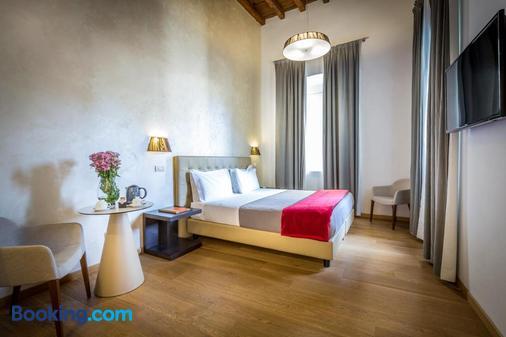 阶梯酒店 - 佛罗伦萨 - 睡房