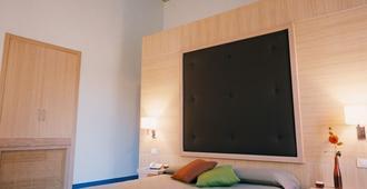 威尼托维托利奥酒店 - 拉古萨 - 睡房