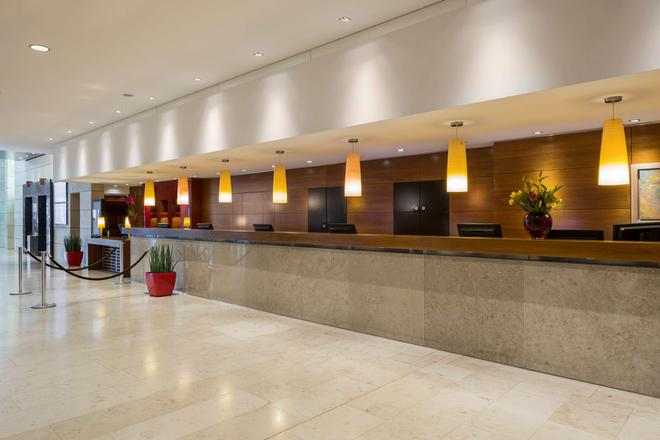 NH维也纳机场酒店&会议中心 - 维也纳 - 柜台
