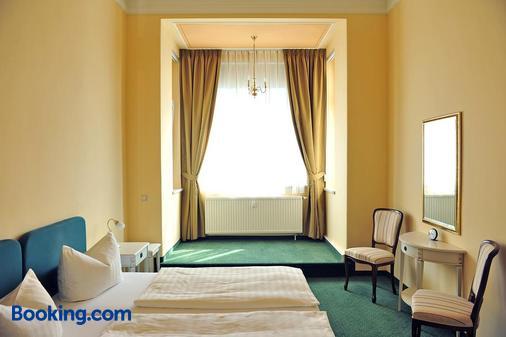 盖斯特豪斯塔德特梅斯酒店 - 德累斯顿 - 睡房