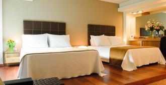 赛龙尼凯普斯酒店 - 塞萨洛尼基 - 睡房
