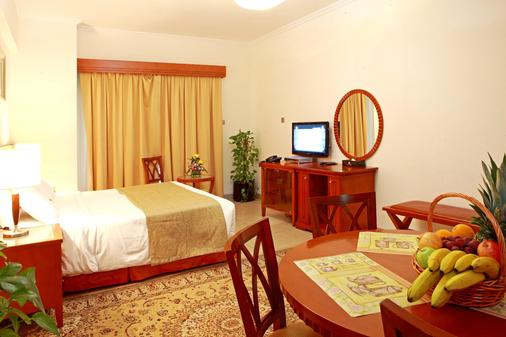 柏迪拜玫瑰花园酒店公寓 - 迪拜 - 睡房