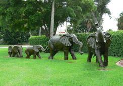 西佳那不勒斯套房旅馆 - 拿坡里 - 户外景观
