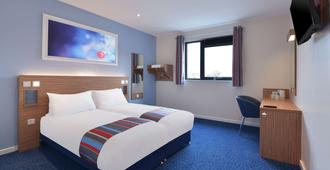 都柏林机场南旅宿酒店 - 都柏林 - 睡房